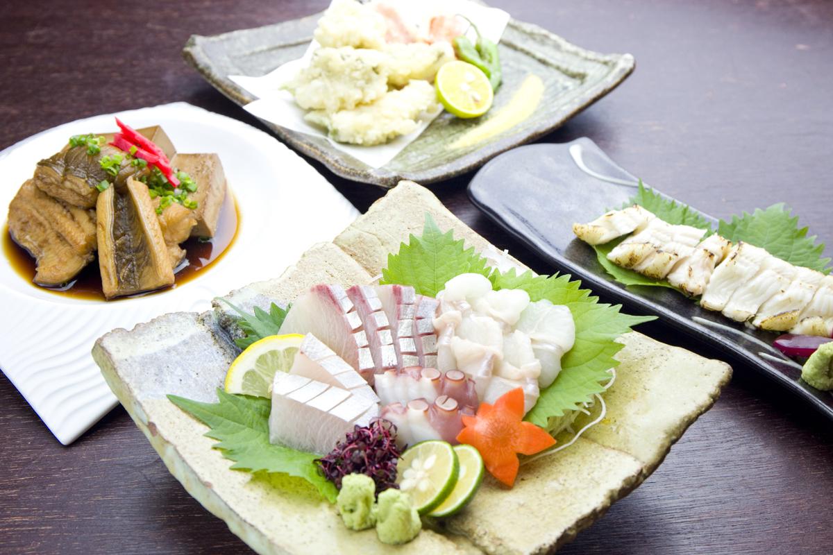 広島名物 穴子料理が堪能できるコースをご紹介
